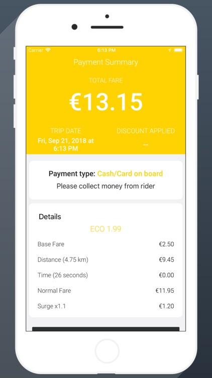 ChauffeurApp.lu screenshot-6