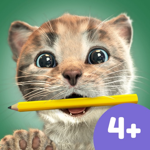 Little Kitten Preschool app for ipad