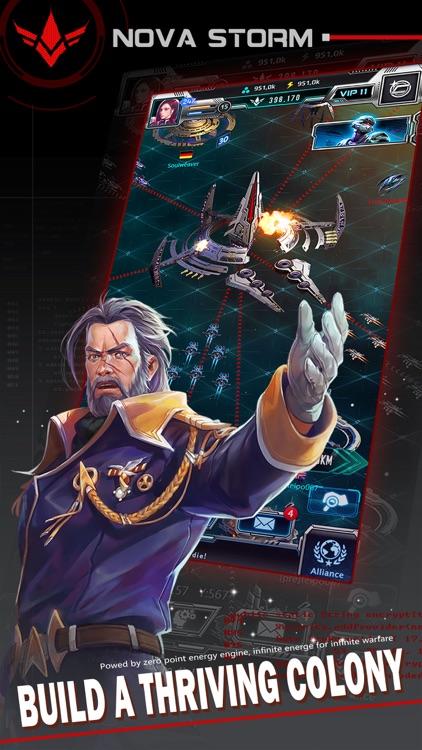 Nova Storm: Stellar Empires screenshot-4