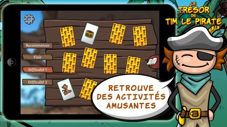 Le trésor de Tim le pirate screenshot-3