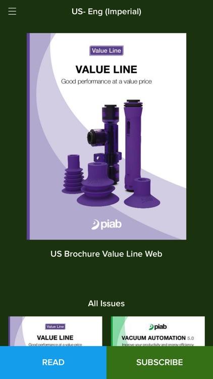 Piab Vacuum Technology