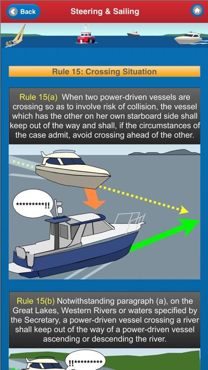 U.S. Inland Navigational Rules