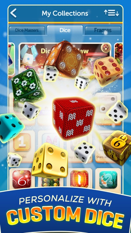Dice With Buddies: Social Game screenshot-5