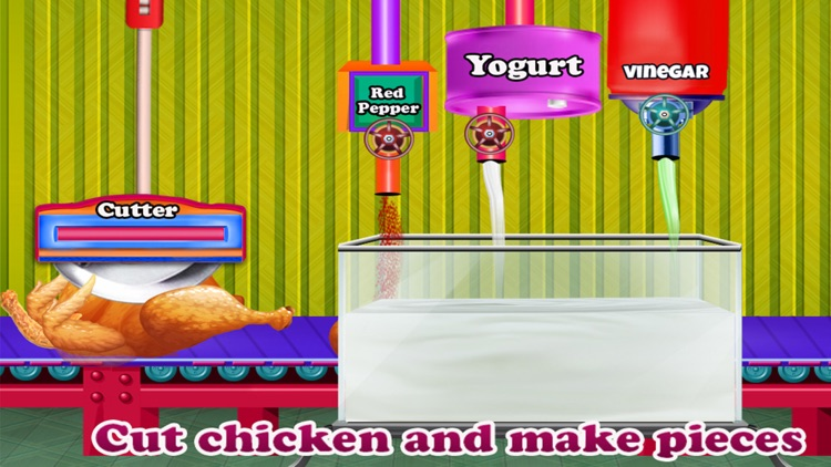 Crispy Fried Chicken Maker and Delivery screenshot-3