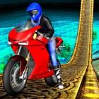 Dair rapide vélo rider icon