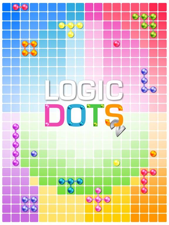 Игра Logic Dots 2