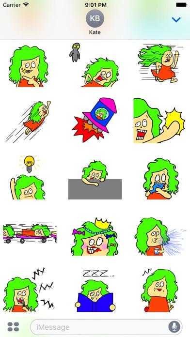 Sticker CHIN2のスクリーンショット2