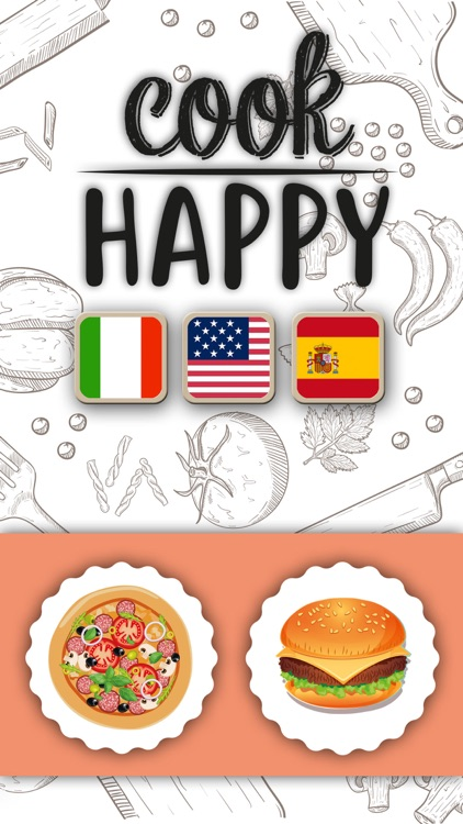 Happy cooking Kitchen games