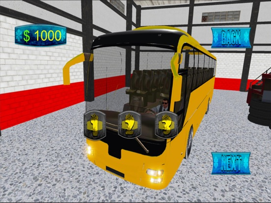 Hill Bus Driver 3d 2017 Mania screenshot 7