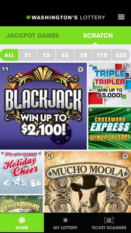 Washington's Lottery screenshot-3
