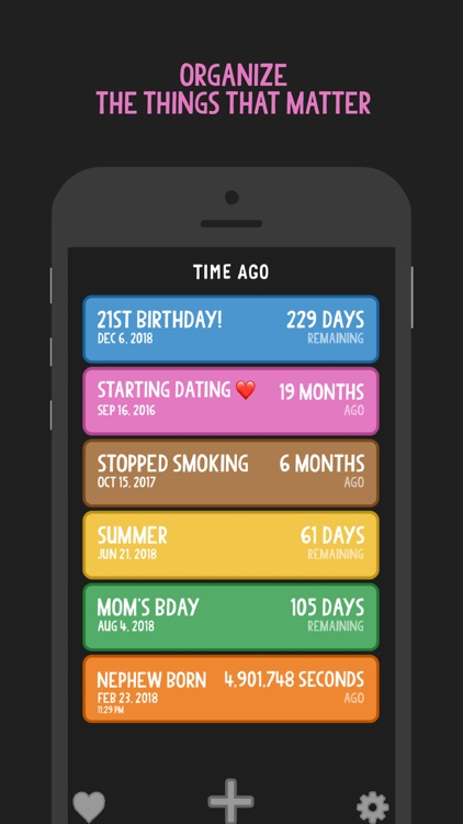 Time Ago screenshot-3