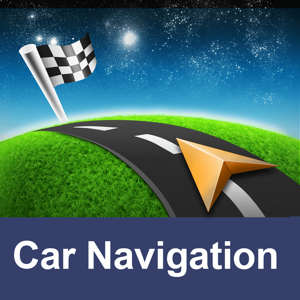Car Navigation: GPS & Maps ios app