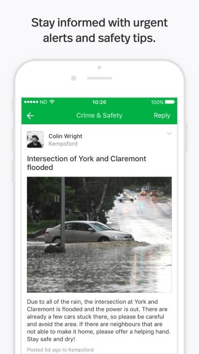 Nextdoor - Neighbourhood Appのおすすめ画像3