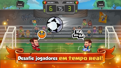 Screenshot for Head Ball 2 in Portugal App Store