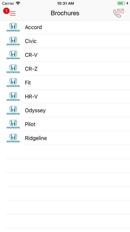 Sims Honda DealerApp screenshot-4