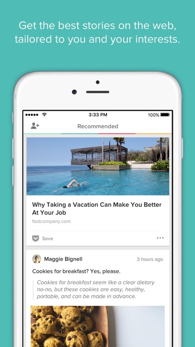 Pocket: Save Stories for Later app image
