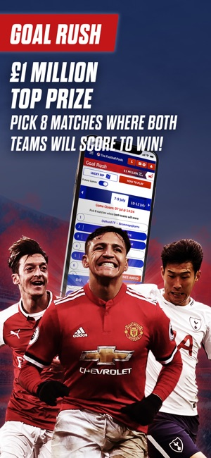 The Football Pools on the App Store