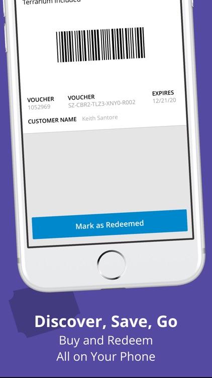 LivingSocial - Deals, Cashback & More screenshot-3