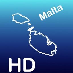 Aqua Map Malta - Nautical GPS