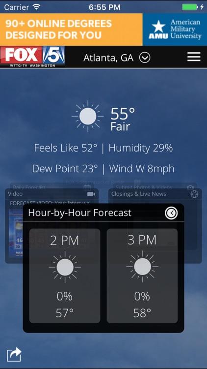 FOX 5 Weather