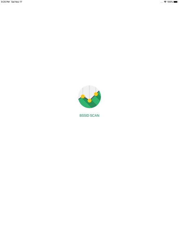 BSSID SCANのおすすめ画像1