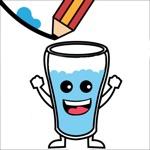 Hack Ultra Happy Glass - Draw Sharp