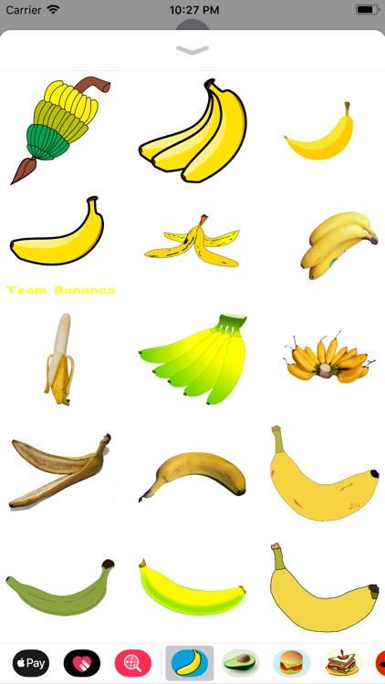 Go Bananas Stickers screenshot-4