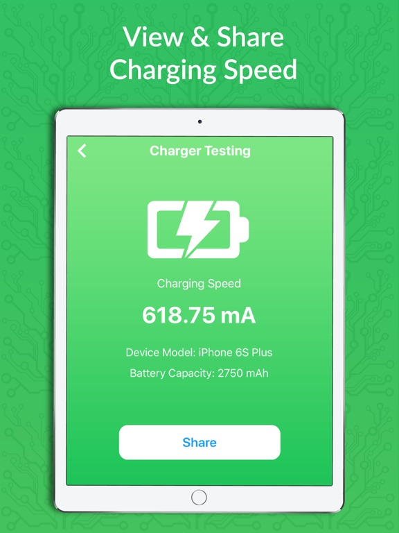 Charger Testing Pro screenshot #2