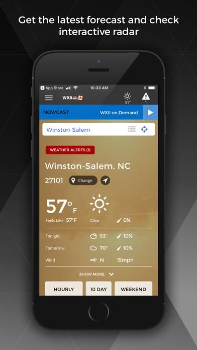 WXII 12 News - Piedmont Triad for Windows