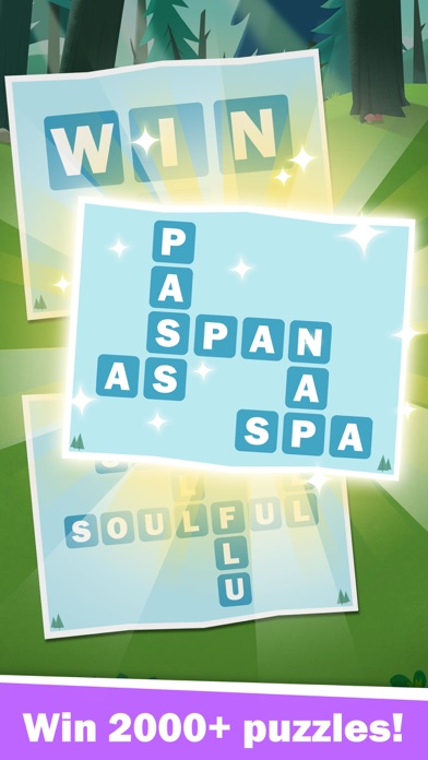 Word Crossy - Crossword Games screenshot 3