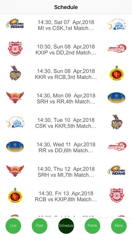 Cricket Cup 2018 Live  Pro screenshot-3