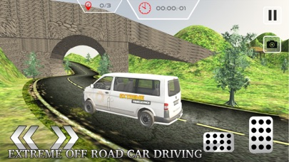 Offroad Car Racer - Hill Climb Driving Simulator screenshot four