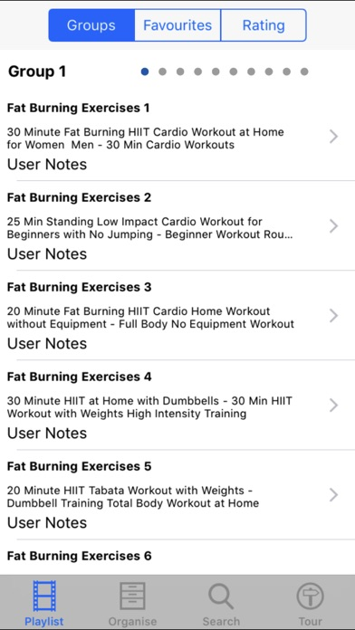 Fat burning workout for beginners at home