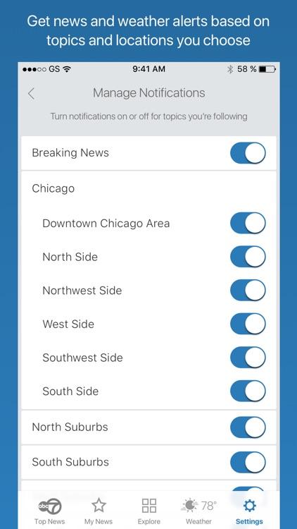 ABC7 Chicago News screenshot-4