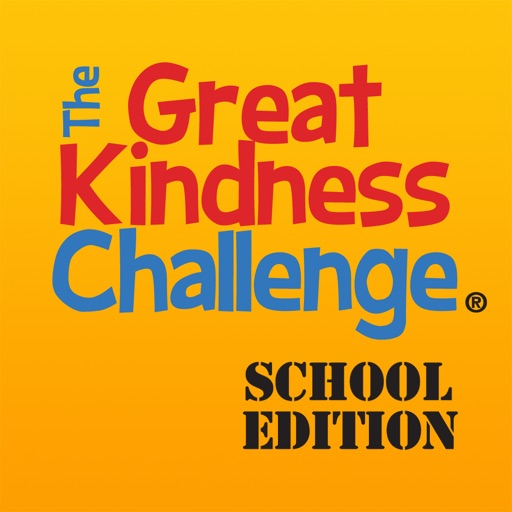 The Great Kindness Challenge iOS App