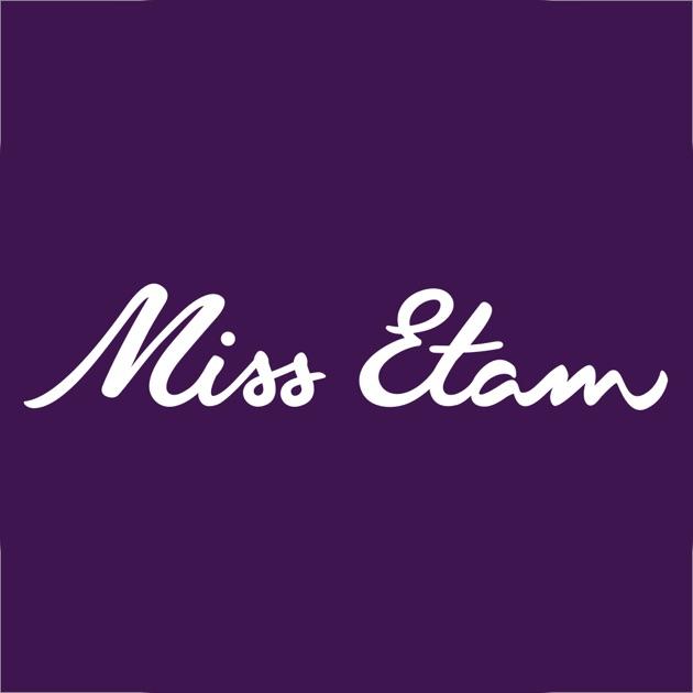 'Miss Etam Moments' in de App Store