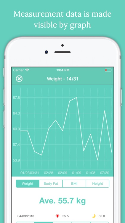 Family Weight Tracker