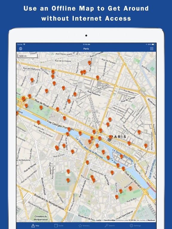 World city guides maps app price drops screenshot 1 for world city guides maps gumiabroncs Gallery