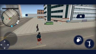 women gangster fight screenshot two