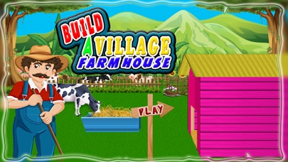 Build a Village Farmhouse Screenshot