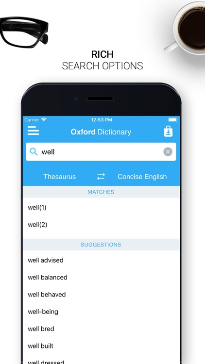 Oxford Dictionary of English screenshot-1