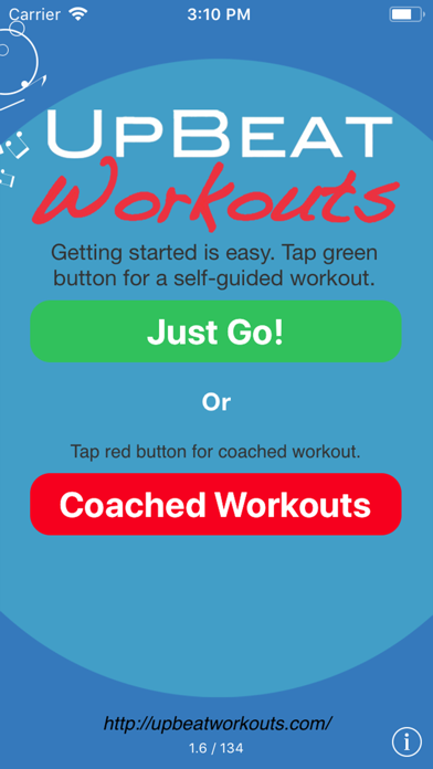 Upbeat Workouts for Runnersのおすすめ画像1