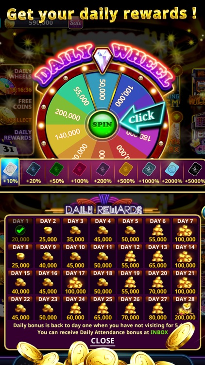Slots - Double Luck Casino screenshot-3