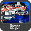 Marine : Bergen - GPS nautical sailing charts