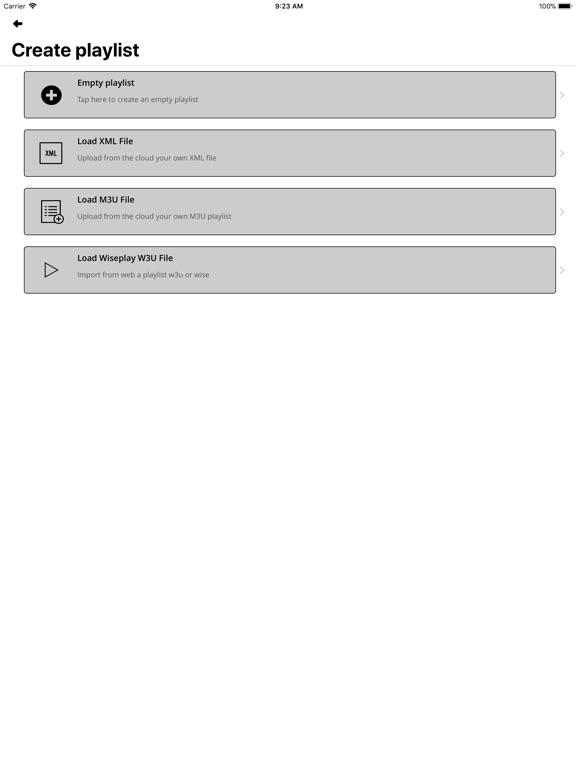 Cloud Stream IPTV Player - AppRecs