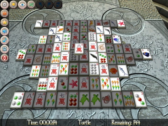 Mahjong Fantasy HD Screenshots