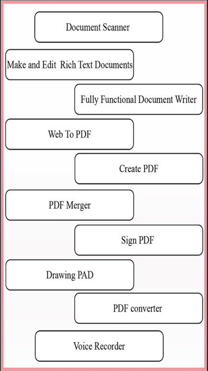 Create Document HD - Doc Write screenshot-4