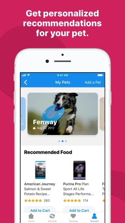 Chewy - Where Pet Lovers Shop screenshot-3