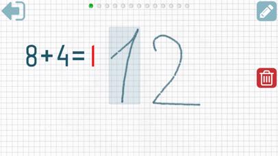Second Grade Math Trainer screenshot 2