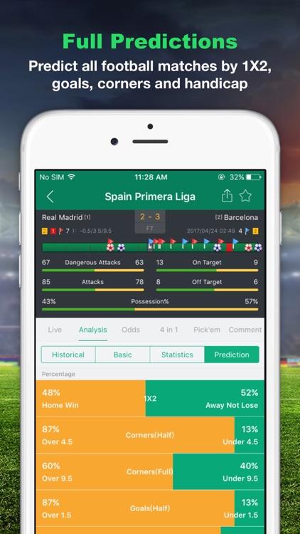 Soccer 24 predictions
